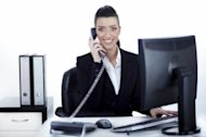Why Sales People Fail To Qualify The Decision Maker On The Telephone image Phone Photostock 300x199