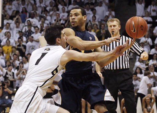 Colorado holds off Cal for 70-57 win