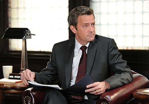 Matthew Perry to Reprise His Good Wife Role