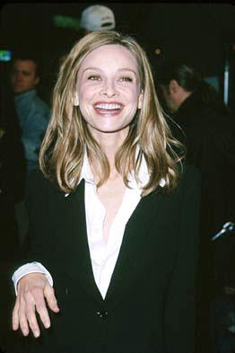 Calista Flockhart at the Westwood premiere of Fox Searchlight's A Midsummer Night's Dream
