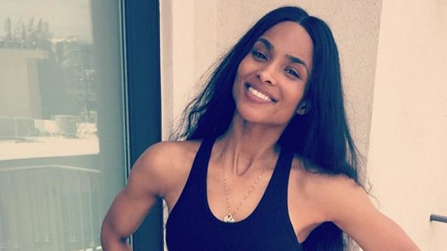 Ciara Joins the Waist Training Trend, Talks Russell Wilson Dating Rumors