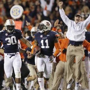 Iron Bowl Stunner: Auburn Fans Relish Big Win