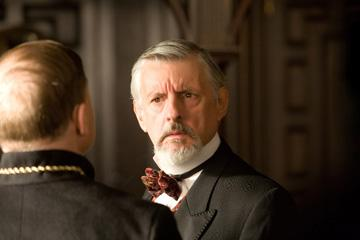 Jack Shepherd as Master of Jordan College in New Line Cinema's The Golden Compass