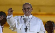 New Pope: Cardinal Bergoglio Elected