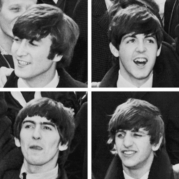Fab 4 Math: Computer Maps Beatles' Musical Evolution