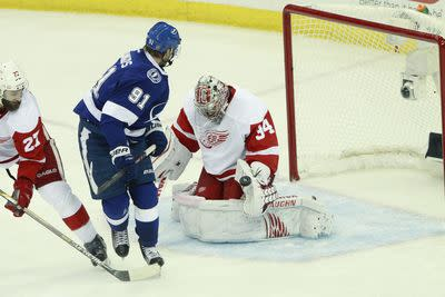 Red Wings vs. Lightning, 2015 NHL playoff results: 3 things we learned from Detroit's shutout win in Game 5