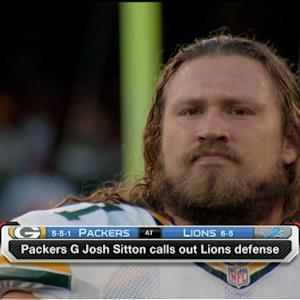 Is Josh Sitton right about the Lions?