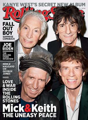 Love and War Inside the Rolling Stones