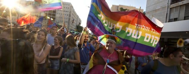 Girl attacked at Jerusalem gay pride parade dies