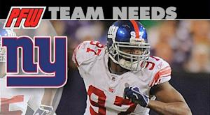 New York Giants: 2013 team needs