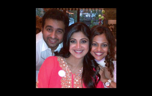 Spotted: Celebs at Shilpa&amp;#39;s baby shower