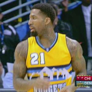 Bulls vs. Nuggets: First half