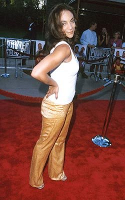 Premiere: Jasmine Guy at the Universal City premiere of Universal's Nutty Professor II: The Klumps - 7/24/2000