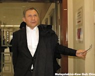 Gov't not appealing Ling's acquittal in PKFZ case