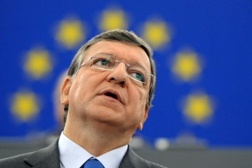 <p>European Commission President Jose Manuel Barroso presents his flagship plans to Parliament in his annual State of the Union speech in Strasbourg. Barroso called for a full EU banking and budget union, key steps in anchoring the bloc's future as it fights the eurozone debt crisis.</p>