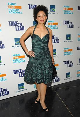 Jasika Nicole at the NY premiere of New Line Cinema's Take the Lead