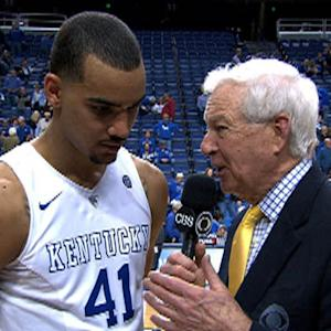 Calipari and Lyles on remaining undefeated