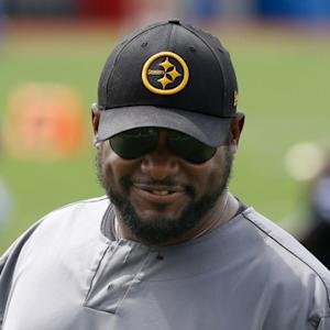 Pittsburgh Steelers head coach Mike Tomlin excited for running attack