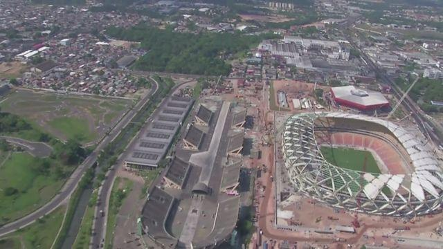 A look at Manaus and its stadium
