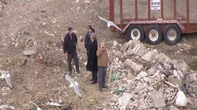 Body found in Riverview Landfill