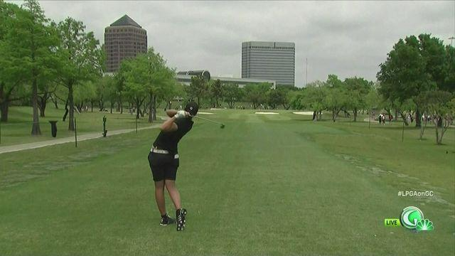 Highlights from day three of the North Texas LPGA Shootout