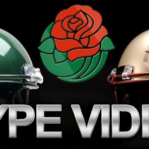Florida State vs Oregon Rose Bowl Hype Video | College Football Playoff