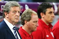 Roy Hodgson admits to feeling the pressure as England boss