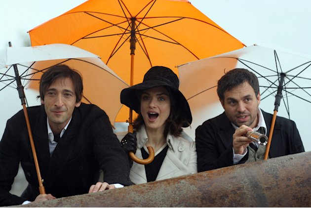 Adrien Brody Rachel Weisz Mark Ruffalo The Brothers Bloom Production Stills Summit 2009