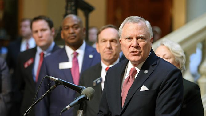 Gov. Deal suspends DeKalb school board members