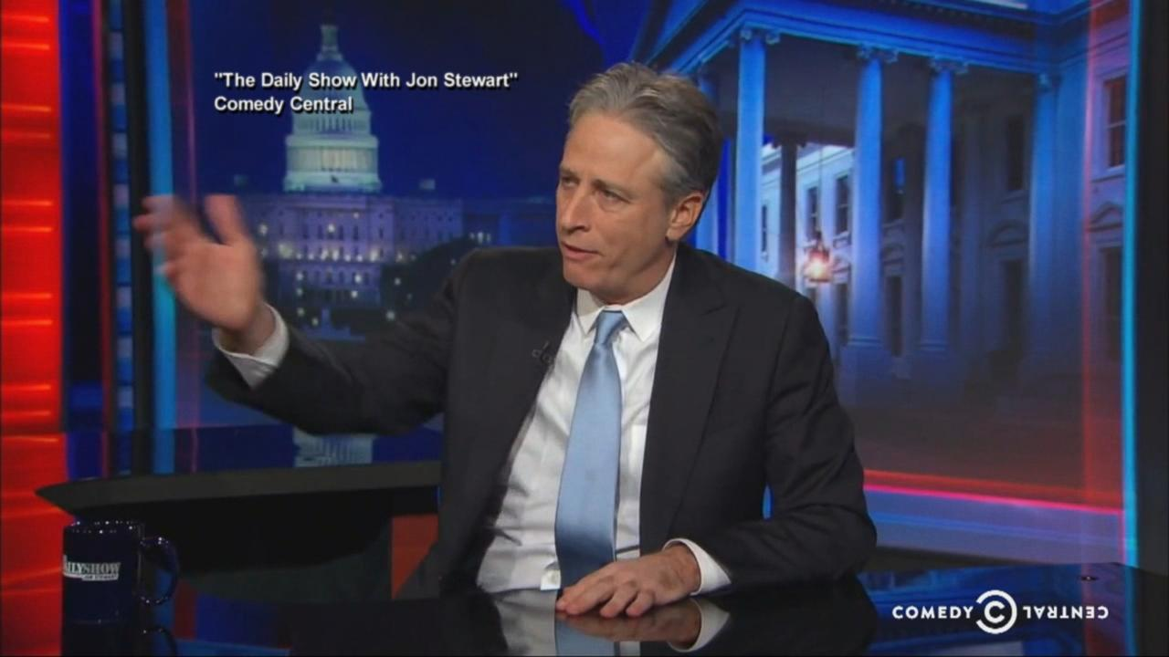Jon Stewart Reveals Why He's Leaving 'The Daily Show'