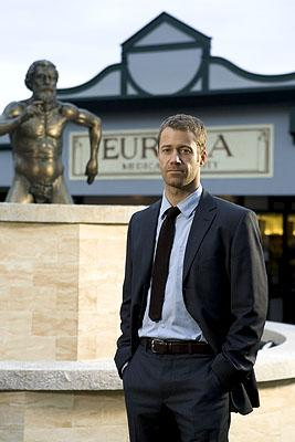"Colin Ferguson as Federal Marshall Jack Carter Sci-Fi's ""Eureka"" Eureka"