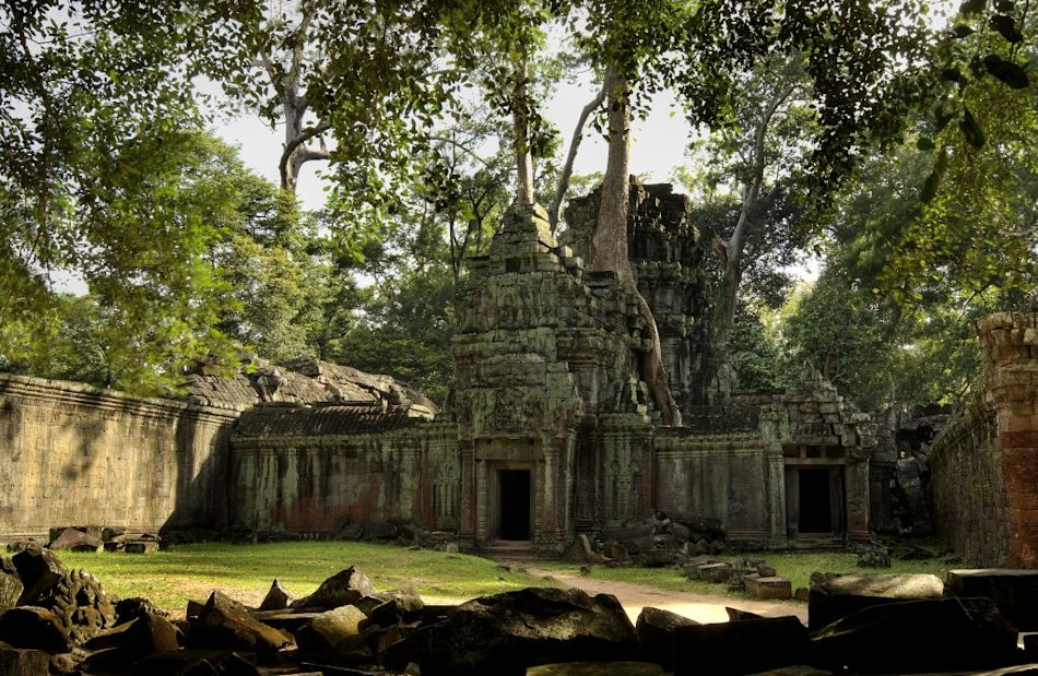Angkor Archaelogical Park, Siem Reap, Cambodia