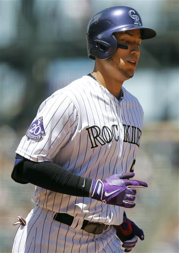 De La Rosa helps Rockies to 4-1 win over D-backs