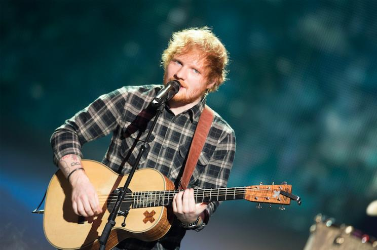 Chart Watch: Ed Sheeran Blasts Onto Top of the Charts With 'Shape of You'