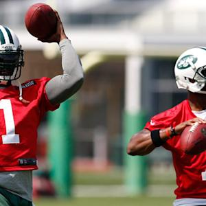 Who will be the New York Jets starting quarterback?