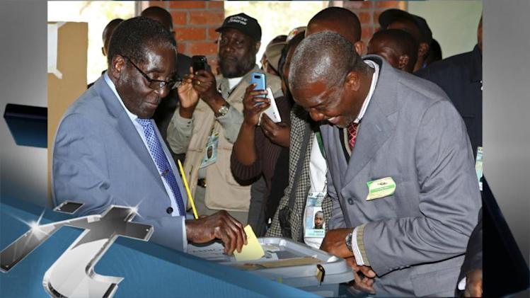 Robert Mugabe Breaking News: Zimbabwe's Mugabe Re-elected, Rival Vows Court Challenge