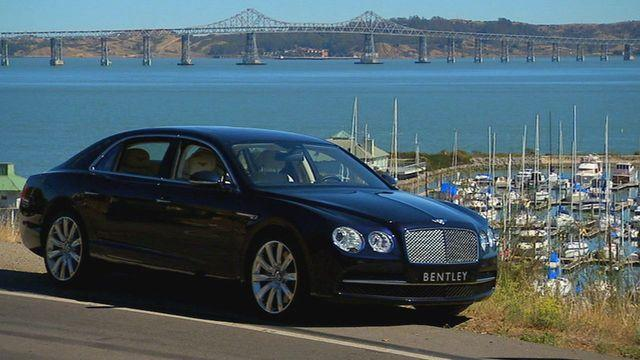 2014 Bentley Flying Spur: One big car, one big engine