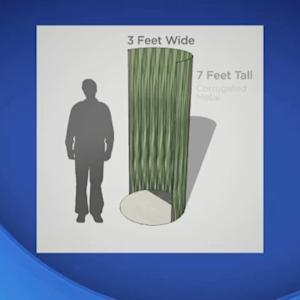 Open-Air, Semi-Enclosed Urinal To Combat Pee Problem At SF Dolores Park