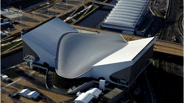 London 2012 Aquatics Centre