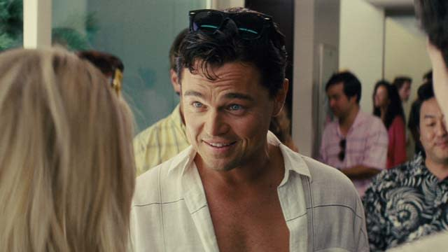 'The Wolf of Wall Street' Clip: Jordan Meets Naomi