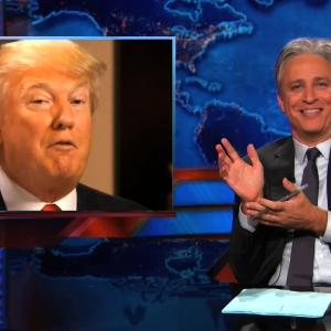 Jon Stewart Uses Donald Trump As Voice Of Reason For Marriage Equality