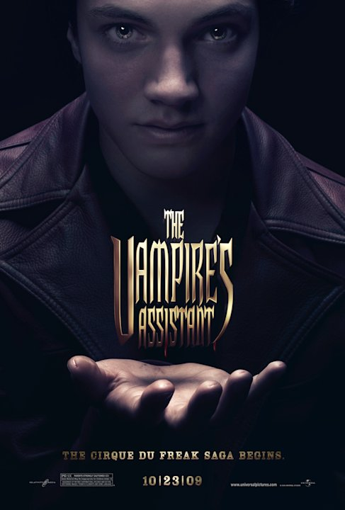 Cirque Du Freak: The Vampire's Assistant Poster Production Stills DreamWorks 2009