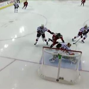 Markus Granlund nets first career NHL goal