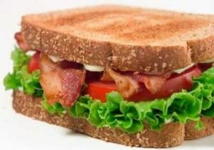 We're not talking about your typical bacon, lettuce, and tomato sandwich...