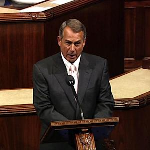 "John Boehner: Suing Obama is ""about defending the Constitution"""