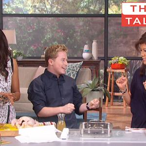 The Talk - Food Festival With Reed Alexander