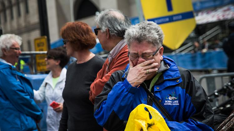 Boston Commemorates One-Year Anniversary Of Marathon Terror Bombings