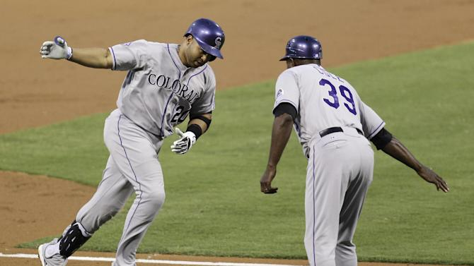 Tulowitzki, Rosario lead Rockies past Phillies 5-3