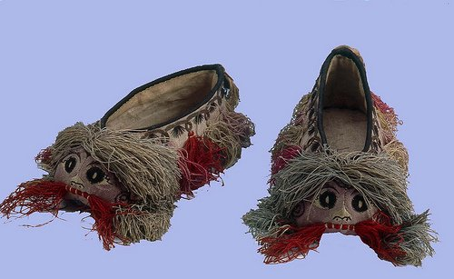 Slip-on Shoe made in China (1900-1924)