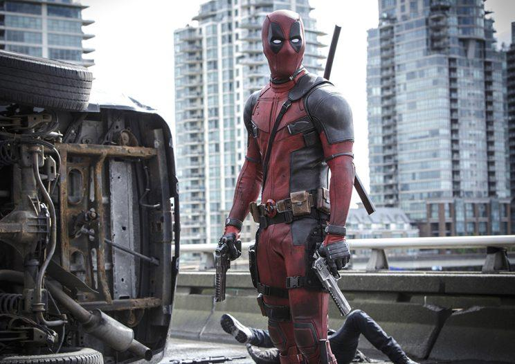 Ryan Reynolds Ponied Up Cash to Keep His 'Deadpool' Writers on Set